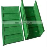 Outdoor FRP cable tray with long service life
