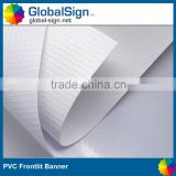 pvc frontlit flex banner for outdoor advertising                                                                         Quality Choice