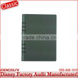 Disney factory audit manufacturer's organizer notebook 140028                                                                         Quality Choice