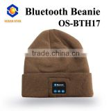China wholesale quality bluetooth beanie speaker hat