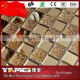2016 factory price mirror glass mosaic tile