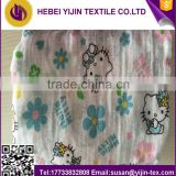 New Product for 2016 woven blanket factory china super soft custom printing cotton baby muslin swaddle blanket