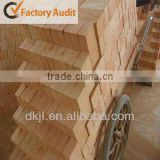 Refractory sound proof insulation bricks for furnace lining