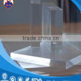1.8-20mm Clear Acrylic sheet high transparence extruded plastics sheet