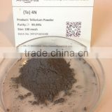 Tellurium metal white nano powder for steel industry                                                                         Quality Choice