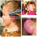 Reusable Hair Dye Silicone Protective Ear Cover Cap