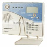 SSG HOT !!!GSM security Alarm System with voice and two-way intercom , DIY GSM alarm security system