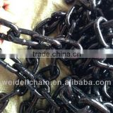 Oxide Black Welded Link Chain G30 Hoist Chain for Lifting Purpose