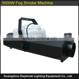 High Output 3000W Fog, electronic constant temperature spray fog products, 3000W stage smoke machine