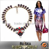 Colorful Resin Beads Charms Vintage Necklaces