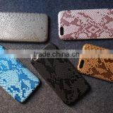 6/6S Hard back plastic PC+Tpu Crystal Clear Hard Phone Case for iphone