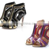 Latest Custom Made Lady Leather Spring Sandals, Top Designer Branded Name Ladies Sandals