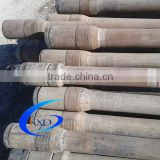 Water well 2 3/8'' second hand oil field drill pipes/ used galvanized water well drill pipes