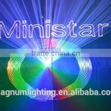pure diode ministar 4.0 4000mw RGB full color twinkling dj stage laser lighting