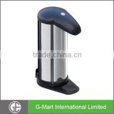 Great Earth Stainless Steel Wall Mounted Soap Dispenser, Wall Mount Liquid Soap Dispenser