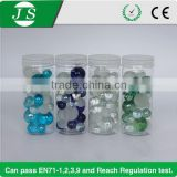 Cheapest new coming glass playing marbles toy glass marbles
