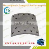 Good quality useful 153widen Rear brake lining backing plate