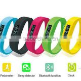 OLED Bluetooth Bracelet Sport Intelligent Motion Healthy Smart Watch Pedometer Sleep Monitoring for Android iphone Ios Phone BB