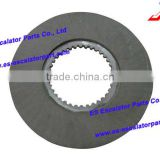 MITSUBISHI escalator Parts , Escalator brake disk for Mitsubishi