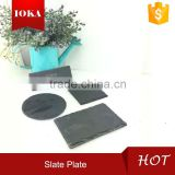 Manufacture Promotional Slate Stone Plate For Food                                                                         Quality Choice