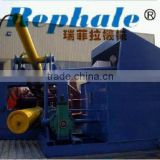 baling machine for waste metal wire