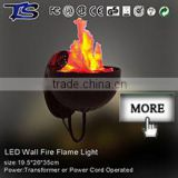 LED fire flame light decoration Halloween party