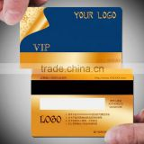 2016 new PVC printing vip business card with magnetic stripe                                                                                                         Supplier's Choice