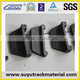 Railway materials black nylon insulator used in the SKL14 rail fastening system
