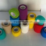( S )Manufacturer of flexbible elastic cohesive bandage various colour 5cm*4.5m,7.5cm*4.5m (CE,FDA approved) gold supplier
