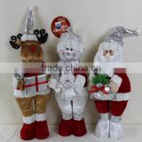 18inch Best sale Gift cheapest christmas doll decoration wholesale suppliers crafts christmas ornament