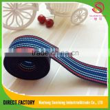 China manufacturer blue webbing strap belt for sofa,bag,chair