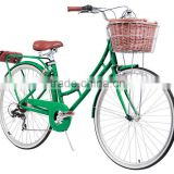 "28"" dutch/holand city bike classic bike gt design with basket oma bicycle retro bike vintage cycle"
