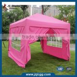 Outdoor Aluminum Advertising Tent Folding instant Tent Black Pop Up Tent