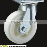 double ball bearing caster wheel