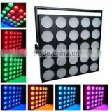 HOT&NEW! 25x10w dmx led blinder/led matrix display