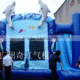 2016 High quality Bounce house Type and PVC Material Inflatable bounce