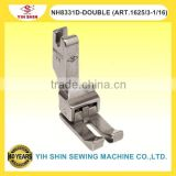 Industrial Sewing Machine Parts NECCHI Machine Hinged Feet For Needle Feed Machine NH8331D-DOUBLE (ART.1625/3-1/16) Presser Feet