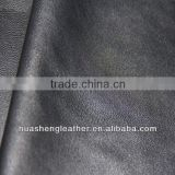 SUEDE LEATHER KIDSKIN LEATHER raw materials bonded leather leather fabric 100% polyurethane leather (H1521)