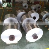 Alloy 3003/8011/1235/1100 stock raw log waterproof household or industrial aluminium foil jumbo rolls
