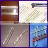 borosilicate glass lens KEEN made/ borosilicate glass rod