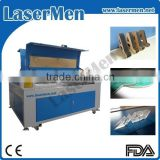 high quality Reci tube 1400 x 900mm plastic acrylic laser cutter machine LM-1490