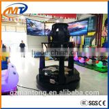 2016 Excellent car driving simulator with 3 screens/ commercial game machine virtual reality equipment for sale
