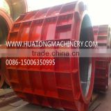 2015 hot sale !! reinforced drainage water supply culvert concrete pipe making machine
