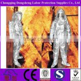 Low Price Anti-fire heat insulation resist radiation fire clothing