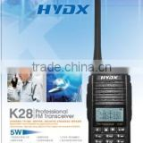 HYDX K28 Professional Radio Football Referee Communications Intercom System