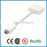 APBG Custom displayport cable, micro hdmi to displayport cable, mini hdmi to displayport cable