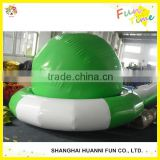 Inflatable water trampoline, inflatable UFO flying saucer price
