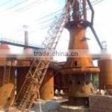 Blast furnace, coke in the blast furnacegas power systems, nickel iron blast furnace sintering machine, the nick