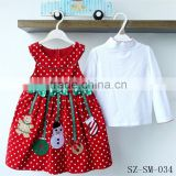 online clothing sexy baby girl clothes trade assurance cheap festive clothes christmas dress