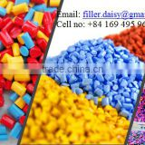 Blown molding, blowing film grade, PE color plastic masterbatch